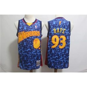 Golden State Warriors Bape Jersey